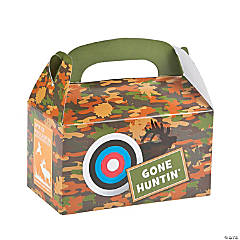 The Hunt Is On Treat Boxes