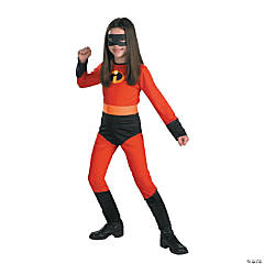 The Incredibles Violet Girl's Costume