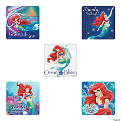 The Little Mermaid Shimmer & Gleam Stickers