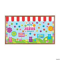 The Path to Jesus is Sweet Bulletin Board Set
