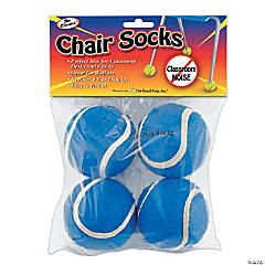 The Pencil Grip Chair Socks, Blue, Pack of 144