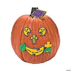 The Pumpkin Prayer Pumpkin Decorating Craft Kit