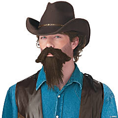 The Rustler Full Goatee