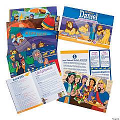 The Story of Daniel Teacher Companion