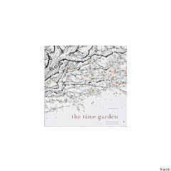 The Time Garden Adult Coloring Book