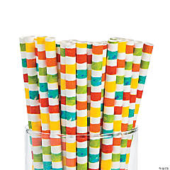 The Very Hungry Caterpillar™ Paper Straws