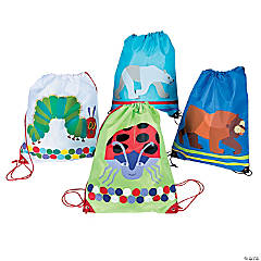 The World of Eric Carle™ Drawstring Backpacks