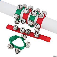 Thick Jingle Bell Bracelets