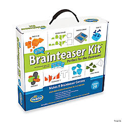 ThinkFun A-ha! Brainteaser Kit