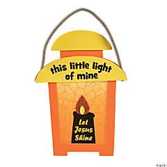 This Little Lantern Sign Craft Kit