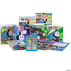 Thomas & Friends Electronic Reader and 8 Book Library
