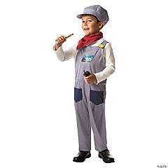 Thomas Tank Conductor Costume for Boys