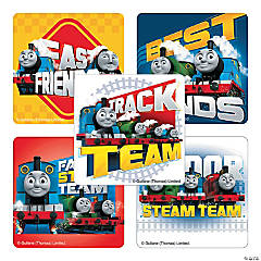 Thomas the Train High Velocity Stickers