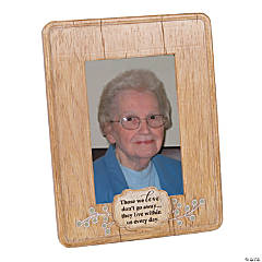 Those We Love Memorial Photo Frame