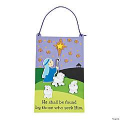 Those Who Seek Him Sign Craft Kit