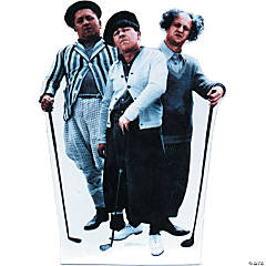 Three Stooges - Golf Stand-Up