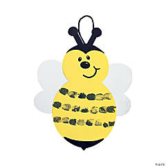 Thumbprint Bumblebee Craft Kit