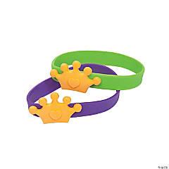 Tiara Rubber Bracelets