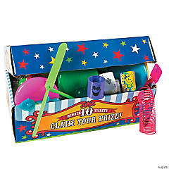 10 Ticket Carnival Assortment Box