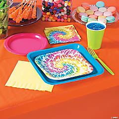 Tie Dye Party Supplies