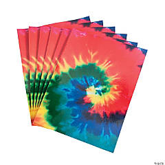 Tie-Dyed Sheets