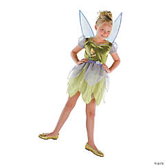 Tink & The Lost Treasures Tinkerbell Fairy Costume for Girls