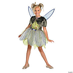 Tinker Bell Deluxe Costume for Girls