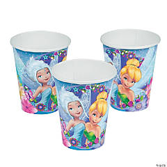 Tinker Bell Paper Cups