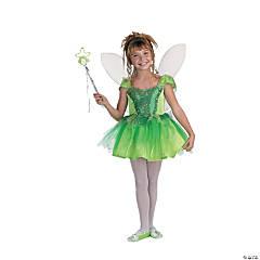 Tinker Bell Prestige Costume for Girls