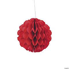 Tissue Balls - Red