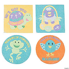 Toadally Forgiven Sand Art Sheets