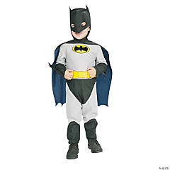 Toddler Boy's Batman™ Costume - 2T-4T
