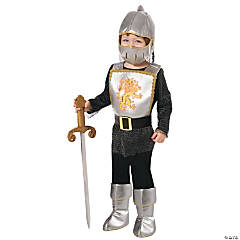 Toddler Boy's Brave Knight Costume