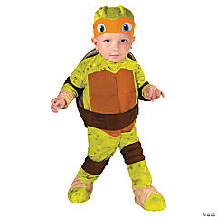 Toddler Boy's Teenage Mutant Ninja Turtles™ Michelangelo Costume - 2T-4T