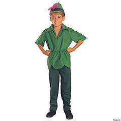 Toddler Boy's Peter Pan Costume