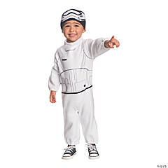 Toddler Boy's Star Wars Force Awakens Stormtrooper Costume