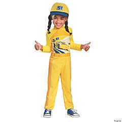 Toddler Cars 3 Cruz Costume - 3T-4T