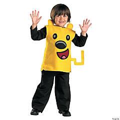 Toddler Classic Wow! Wow! Wubbzy!™ Wubbzy Costume
