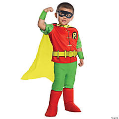 Toddler Deluxe Robin Costume