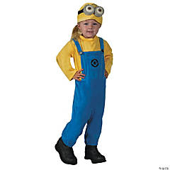 Toddler Despicable Me 3 Jerry Minion Costume