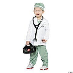 Toddler Future Doctor Costume - 3T-4T