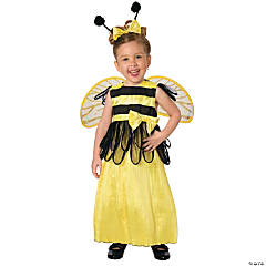 Toddler Girl's Honey Bee Costume