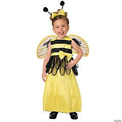 Toddler Girl's Honey Bee Costume