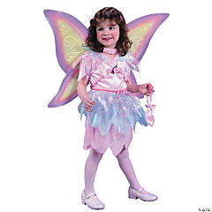 Toddler Girl's Sparkle Pixie Costume - 3T-4T
