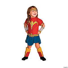Toddler Girl's Wonder Woman Costume Romper