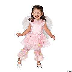 Toddler Girl's Lilac Angel Costume - 3T-4T