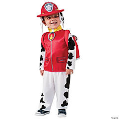 Toddler Marshall Paw Patrol Costume