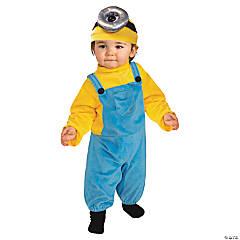 Toddler Minions™ Stuart Costume - 1T-2T