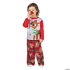 Toddler Rudolph the Red-Nosed Reindeer<sup>&#174;</sup> Pajamas