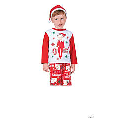 Toddler&#8217;s Elf on the Shelf<sup>&#174;</sup> Pajamas